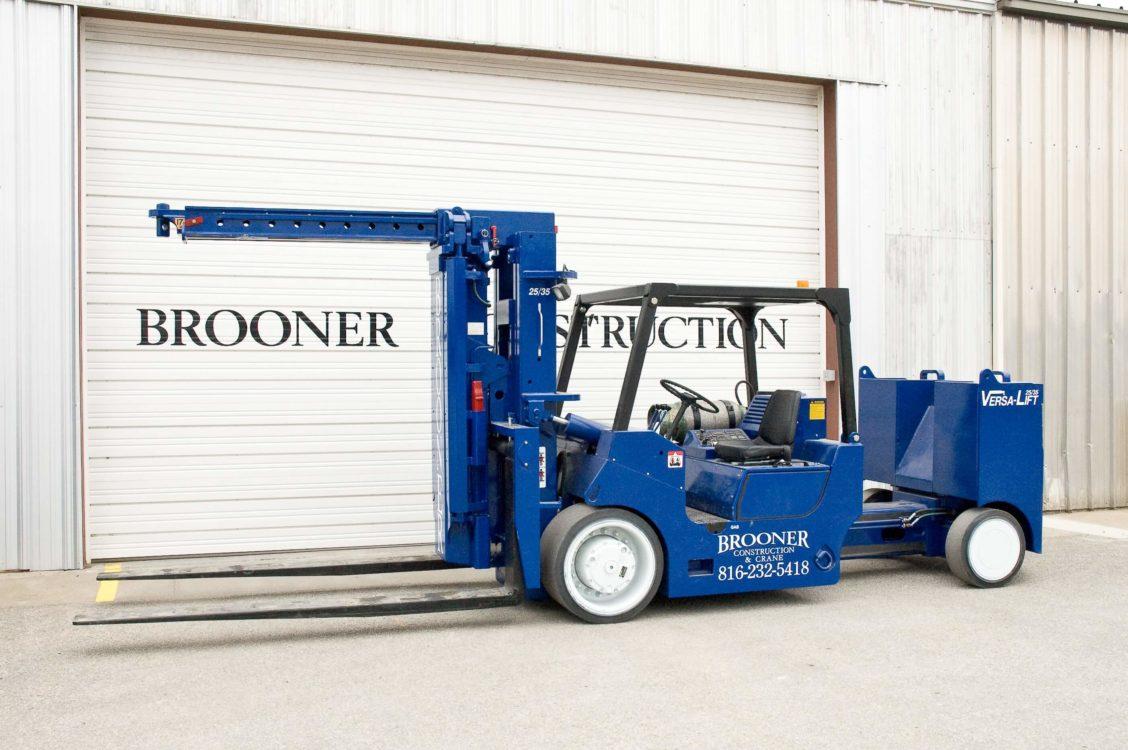 Versa-Lift Forklift 25/30<br>Equipment Mover